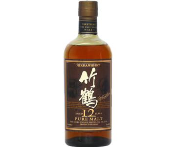 酒買取竹鶴 (TAKETSURU)