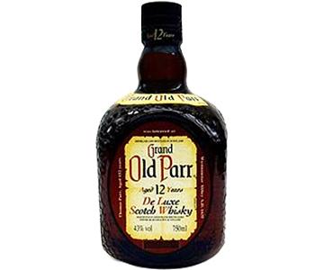 酒買取オールド パー(OLD PARR)