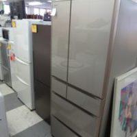 ほぼ未使用冷蔵庫 【日立 RX-6200G 2,016年製】真空チルド