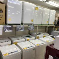 洗濯機・冷蔵庫 レンジ たくさん入荷してます!